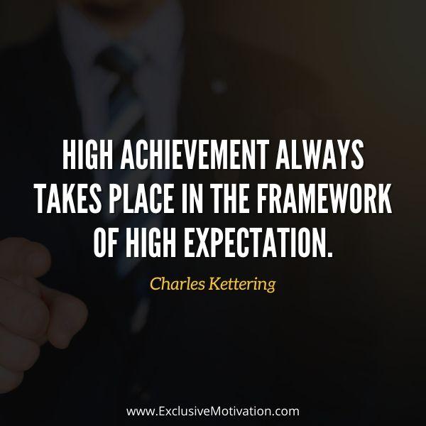 Top Achievement Quotes