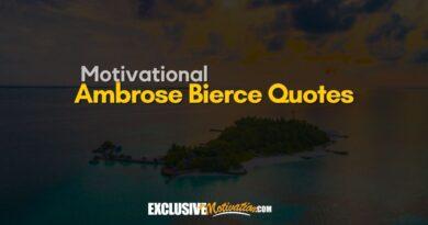 Best Ambrose Bierce Quotes