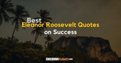 Best Eleanor Roosevelt Quotes
