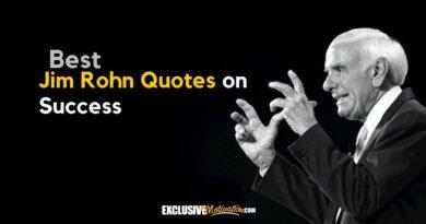 Best Jim Rohn Quotes