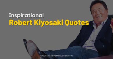 Best Robert Kiyosaki Quotes