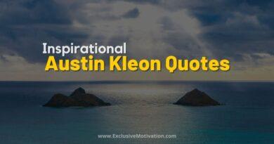 Top Austin Kleon Quotes