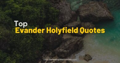 Top Evander Holyfield Quotes