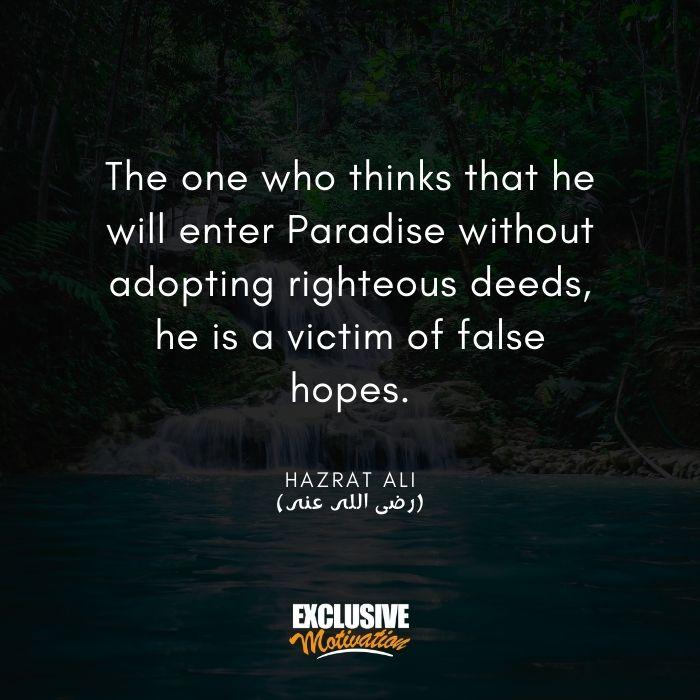 Best Hazrat Ali Quotes